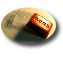 BOSS,форма для мыла. пластик