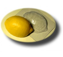 Лимон, форма для мыла