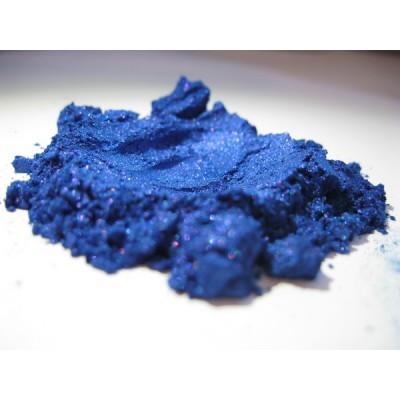 Пигмент (микка) перламутровый синий