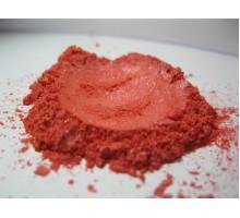 Пигмент пеламутровый сухой Красный