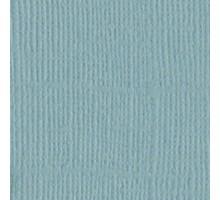 Бумага для скрапбукинга  однотонная с текстурой холста, цвет дымчатый серый