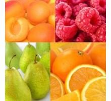 Салфетка 33х33 см  3-х слойн, VIVA, Свежий фрукт