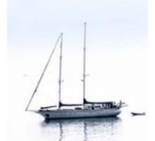 Салфетка 33х33 см 3-х слойная,  ATELIER, Яхта
