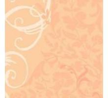 Салфетка 33х33 см  3-х слойная, VIVA, Соната (абрикосовый)