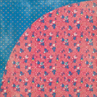 Бумага для скрапбукинга Basic Grey Anna, серия: Mint Julep