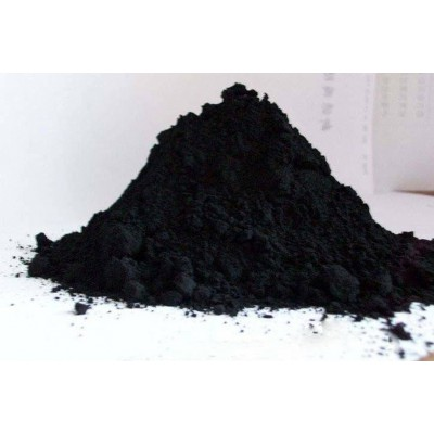 Черный Пигмент косметический сухой Франция