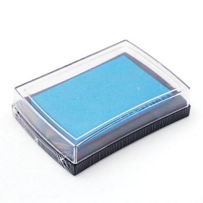 """Штемпельная подушечка """"Голубой"""" Mr.Painter"""