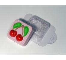 Вишня, форма для мыла пластиковая