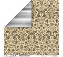 Бумага для скрапбукинга Mr.Painter PSG расцветка 190-408 (свадьба)
