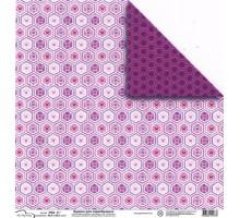 Бумага для скрапбукинга Mr.Painter PSG расцветка 190-070 (бабочки)