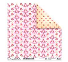 Бумага для скрапбукинга Mr.Painter PSG расцветка 190-201 (Любовь)