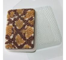 Рептилия, пластиковая формочка для мыла