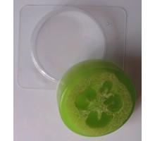 Круг малый,D83 мм пластиковая формочка для мыла