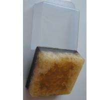 Квадрат, пластиковая формочка для мыла 70х70х25 мм