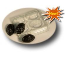 Орешки для золушки, форма для шоколада, пластик