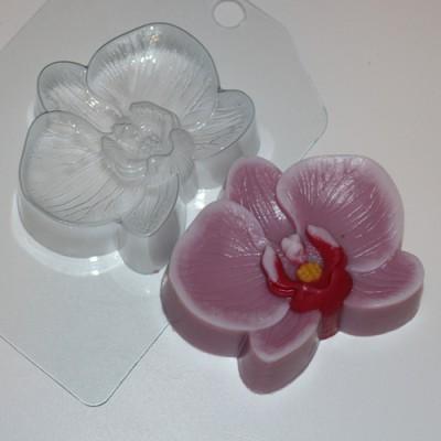 Орхидея, пластиковая формочка для мыла