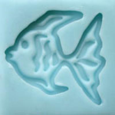"Штамп для мыла ""Рыбка"""
