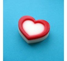 Романтика, модель Сердце, пластик, производитель Funny Molds
