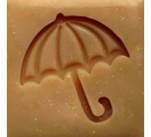 """Штамп для мыла """"Зонтик"""""""
