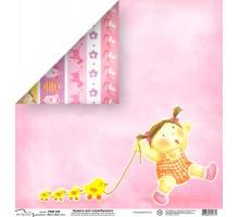 Бумага для скрапбукинга Mr.Painter PSW расцветка 325