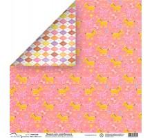 Бумага для скрапбукинга Mr.Painter PSW расцветка 329