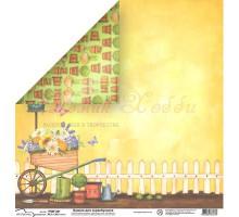 Бумага для скрапбукинга Mr.Painter PSW расцветка 391