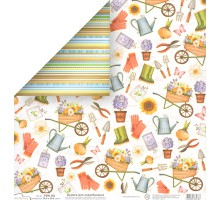 Бумага для скрапбукинга Mr.Painter PSW расцветка 392