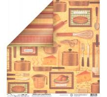 Бумага для скрапбукинга Mr.Painter PSW расцветка 161