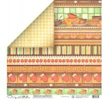 Бумага для скрапбукинга Mr.Painter PSW расцветка 162