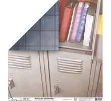 Бумага для скрапбукинга Mr.Painter PSW расцветка 230-133