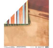 Бумага для скрапбукинга Mr.Painter PSW расцветка 230-134