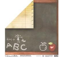 Бумага для скрапбукинга Mr.Painter PSW расцветка 230-138