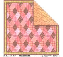 Бумага для скрапбукинга Mr.Painter PSW расцветка 339