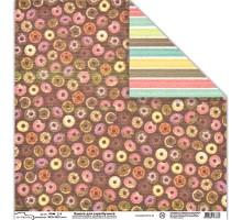 Бумага для скрапбукинга Mr.Painter PSW расцветка 358