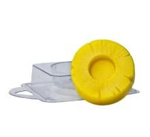 Ананас(кольцо ананаса, пластиковая форма для мыла на платформе