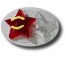 Звезда защитнику отечества, пластик