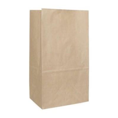 Крафт пакет средний 12х8х24 см