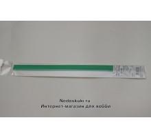 Бумага для квиллинга 5 мм на 350 мм, цвет 28 Травяной зеленый