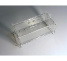 Пластиковый короб 0.5 л для брускового мыла