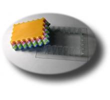 Волнушка, пластиковая формочка для мыла